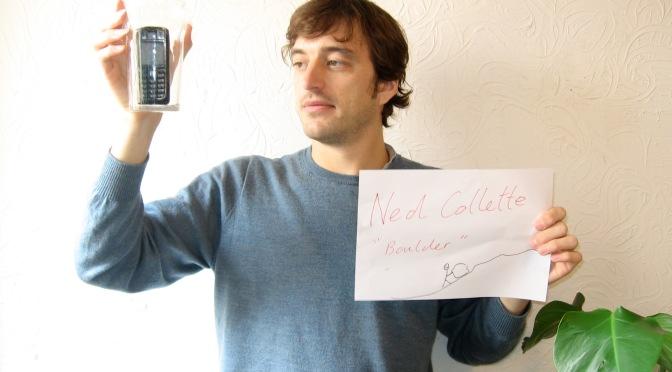 Gareth Dickson Plays…Ned Collette
