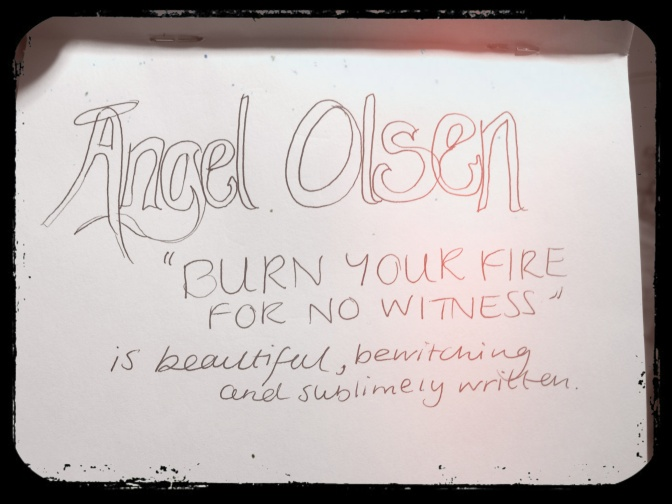 Listen Up! Angel Olsen