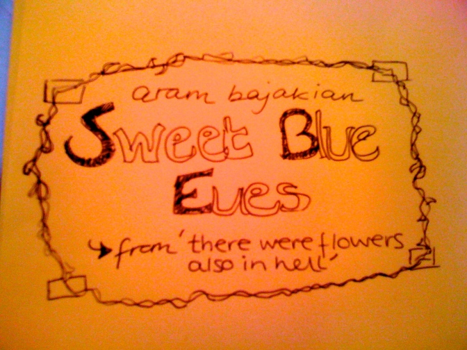 Sweet Blue Eues