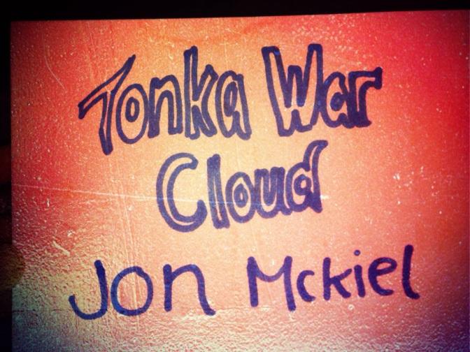 The Weekend Edition: Jon Mckiel